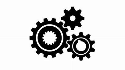 Gears Rotating Motion Gear Animation Animated Mechanism