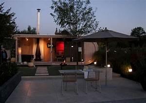 Kleine Garten Lounge : gartenstudio und lounge im stil der leichtigkeit ~ Indierocktalk.com Haus und Dekorationen