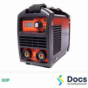 Welding Machine  Electric  Sop