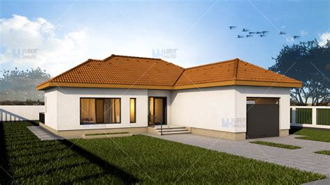 Proiecte De Casa by Proiect Casa Parter 98 Mp