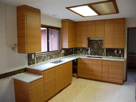 bamboo kitchen design bamboo kitchen cabinets at home design concept ideas 1464