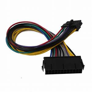 14 To 24 Pin Adapter : 24 pin to 14 pin power supply atx cable for lenovo ~ Jslefanu.com Haus und Dekorationen
