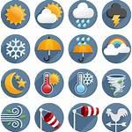 Weather Icons Symbol Forecasting Computer Freepngimg
