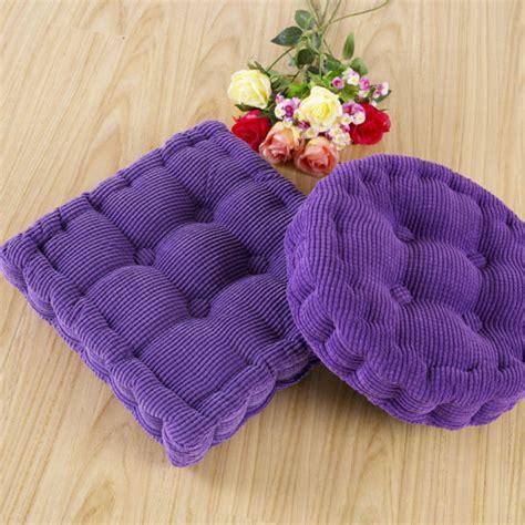 cusion pads aliexpress com buy 45 45cm chair pad futon cushion pearl
