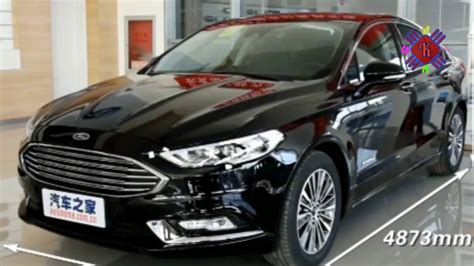 2019 Ford Mondeo Titanium Hybrid 2018 All New