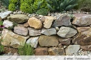 Naturstein Verfugen Mit Trasszement : bruchsteinmauer selber bauen und richtig verfugen ~ Michelbontemps.com Haus und Dekorationen