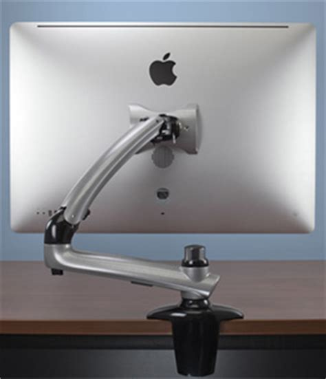 Imac Vesa Desk Mount by Newertech Numount Pivot Desk Mount At Macsales