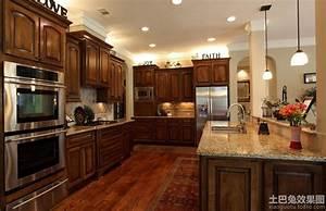 敞开式厨房装修效果图大全2014图片现代简约 土巴兔装修效果图
