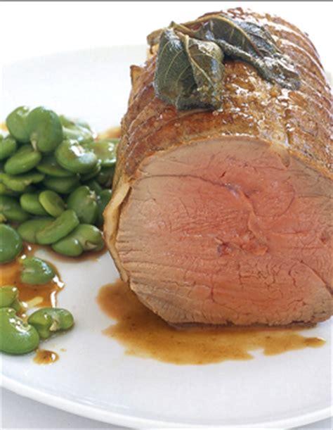 cuisiner roti de veau rôti de veau à la sauge pour 6 personnes recettes à