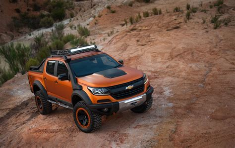 Chevrolet Colorado Xtreme Concept Revealed Gm Authority