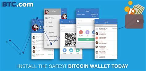 Open your bitcoin.com wallet app and select send. BTC.com - Bitcoin Wallet 4.4.7 Apk Download - com.blocktrail.mywallet APK free