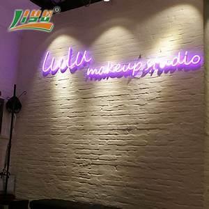 LED neon signs for makeup shop SHOP SIGNS LED FLEX NEON