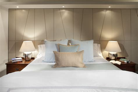 Innovative Led Puck Lights In Bedroom Contemporary With