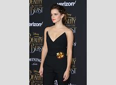 Emma Watson at 'Beauty and the Beast' Premiere in Los