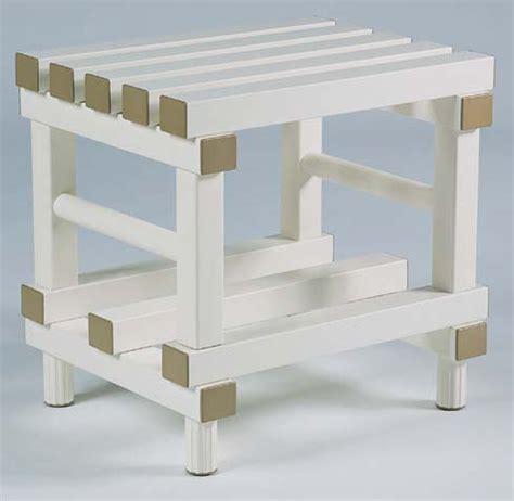Decoplastic  Plastic Benches, Locker Room Benches, Bench
