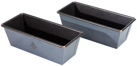 exopan steel  stick flared bread mold matfer usa kitchen utensils