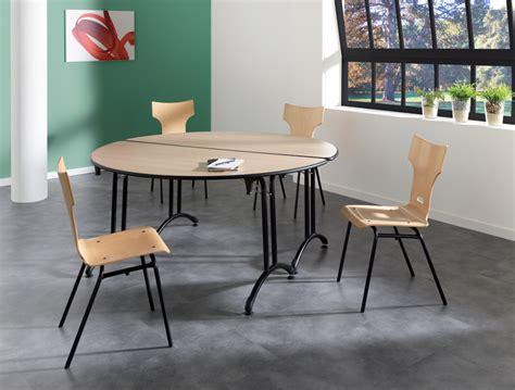 accesoire bureau tables pliantes fabulous table pliante basic noir with