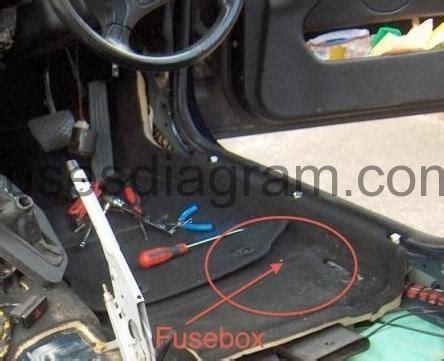 Bmw F22 Fuse Box by Fuse Box Bmw 5 E39