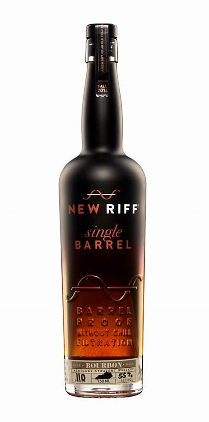 Bourbon Riff Floor Whiskey Barrel 9th Distilling