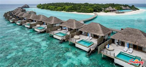 Dusit Thani Maldives All Inclusive Honeymoon And Holiday