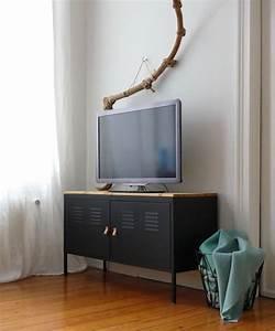 Tv Schrank Industrial : best 20 ikea sideboard hack ideas on pinterest ~ Frokenaadalensverden.com Haus und Dekorationen