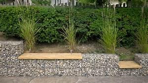 Seat Muret : gabion lounge montagne jardin indianapolis par alsinc ~ Gottalentnigeria.com Avis de Voitures