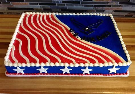 air force cake   salute  veterans
