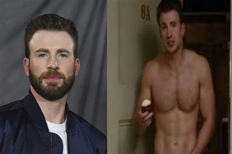 Chris Evans Accidentally Posted a Nude Image of Himself ...