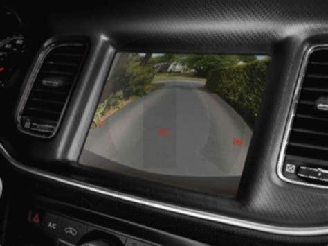 dodge journey rear view backup part no 82212553ac