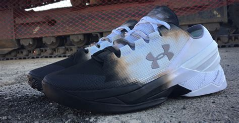 custom chef curry shoes sole collector