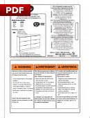 South Shore Libra Dresser Instructions by South Shore Furniture 3370010 Holland 6 Drawer Dresser