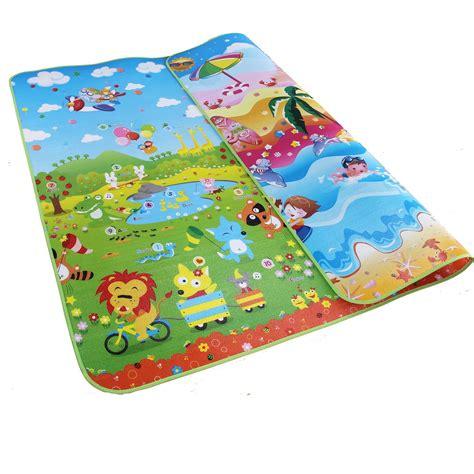 baby crawling mat baby crawling mat 200 180cm animal infant soft