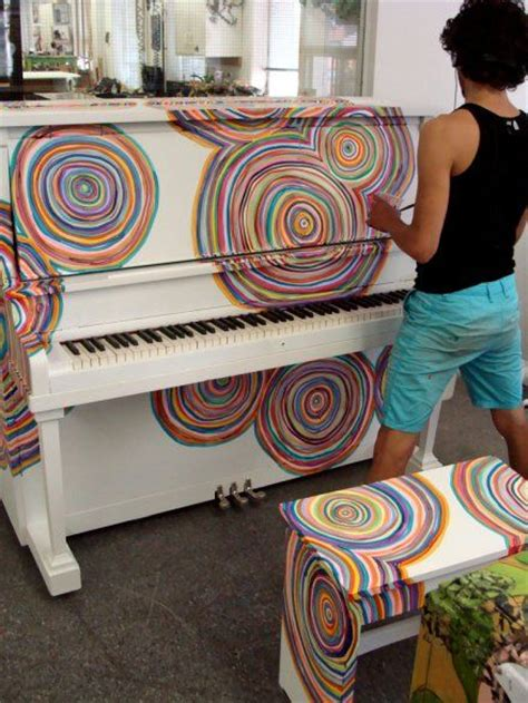 ideas  painted pianos  pinterest piano