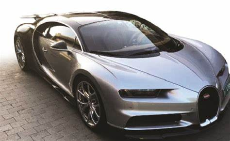 Ronaldo was handed the pleasure of test driving the bugatti chiron earlier this year and it appears he couldn't resist opening his cheque book to splash out on the he captioned the video: Cristiano Ronaldo's new car costs Shs11bn