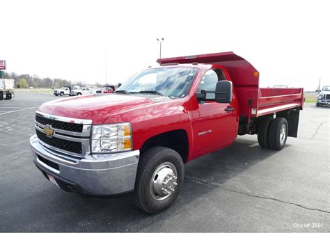 Chevrolet Dump Trucks For Sale Used
