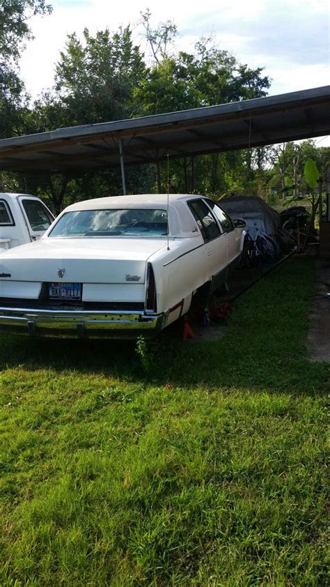 9396 Cadillac Fleetwood Parts For Sale In Houston, Tx