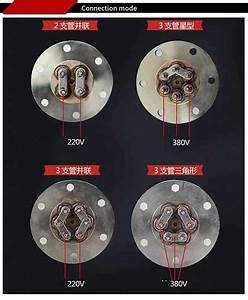 China Customized 12kw Stainless Steel Immersion Heater