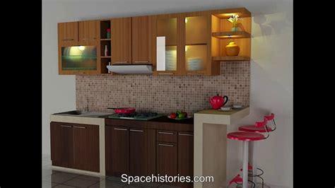 desain dapur sederhana youtube