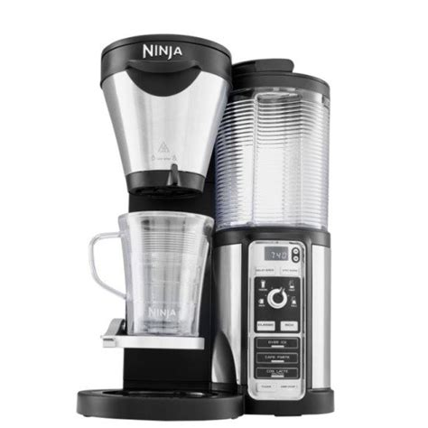 Clean your ninja coffee bar periodically from the inside out using a vinegar/water solution or descaling solution.learn more about the ninja coffee bar™ at. Nutri Ninja Coffee Bar 뉴트리 닌자 커피바/커피머신/커피메이커 (CF060KR)