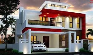 Duplex House Designed By S.I. Consultants – Amazing ...