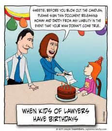 Lawyer Cartoon Birthday