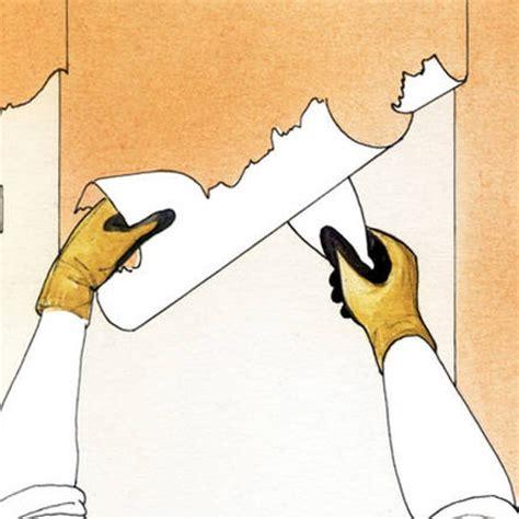Décoller Tapisserie Facilement d 233 coller facilement papier peint comment utiliser une d