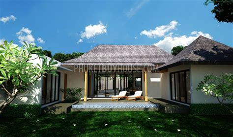 Tropical Villa by Lay5563 Tropical Villas With 2 Bedrooms Phuket Buy House