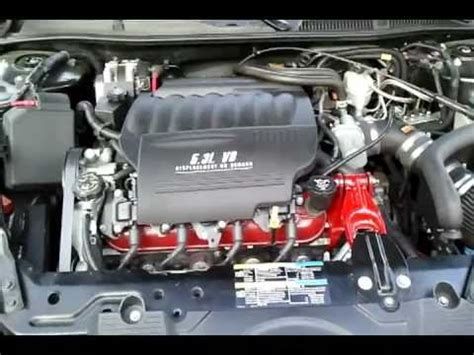 Under the hood of my 2006 Chevy Impala SS - YouTube