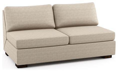 Small Armless Sofa 10 Best Small Armless Sofas