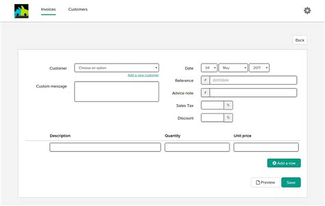 invoice management software  mobile app business plan