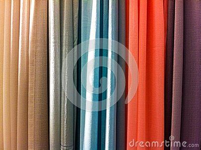 bright colored kitchen curtains bright colored curtains stock photo image 43512067 4903