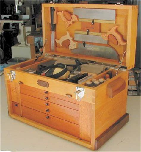 wooden tool chest plans  woodworking projects plans
