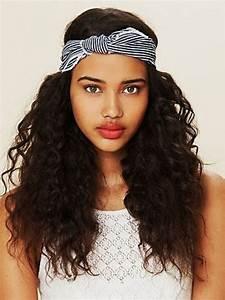 Tete A Coiffer Afro : foulard cheveux afro fris s cr pus ou boucl s ~ Melissatoandfro.com Idées de Décoration