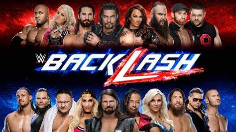 Maybe you would like to learn more about one of these? WWE Backlash 2018 Match Card and Predictions   Cultured ...